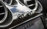 Bentley Bentayga air vent controls