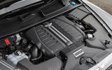 6.0-litre W12 Bentley Bentayga engine