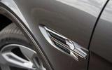 Bentley B airvents