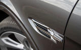 Bentley B airvents
