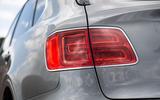 Bentley Bentayga rear lights