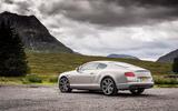 Bentley Continental Continental GT rear