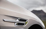Bentley Continental GT side vents