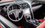 Bentley Continental GT V8 S interior