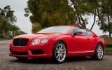 4 star Bentley Continental GT V8 S