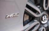 Bentley Continental GT W12 badging