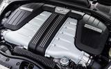 6.0-litre W12 Bentley Continental GT engine