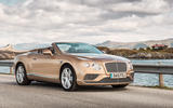 4 star Bentley Continental GTC