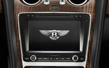 Bentley Continental GTC infotainment