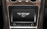 Bentley Continental GTC infotainment