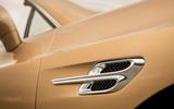 Bentley Continental GTC side vents