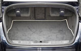 Bentley Flying Spur boot space