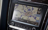 Bentley Flying Spur infotainment
