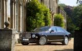 4 star Bentley Mulsanne