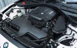 Three-cylinder BMW 1 Series engine