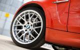 19in BMW CSL-style alloys