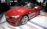 Detroit motor show: Hot BMW Z4
