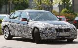 Next BMW 3-series - new pics