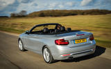 The 2 Series convertible is a successor to the limited-run BMW 2002 cabrio