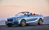 4 star BMW 2 Series Convertible