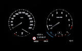 BMW 2 Series Convertible instrument cluster