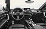 BMW 2 Series Coupé dashboard