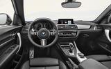 BMW 2 Series Coupé dashboard
