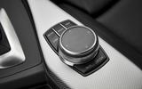 BMW 2 Series Coupé iDrive controller