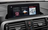 BMW 2 Series Coupé iDrive system