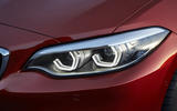 BMW 2 Series Coupé LED headlights
