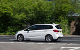 BMW 2 Series Gran Tourer cornering