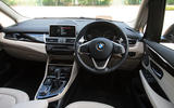 BMW 2 Series Gran Tourer dashboard