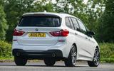 BMW 2 Series Gran Tourer rear