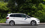 BMW 2 Series Gran Tourer side profile