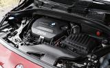 2.0-litre BMW 218d Active Tourer diesel engine