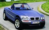 BMW's secret concept cars