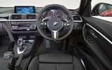 BMW 3 Series dashboard