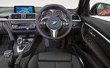 BMW 3 Series dashboard