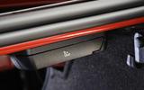 BMW 3 Series rear seat release
