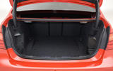 BMW 3 Series boot space