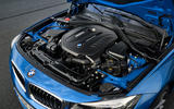 3.0-litre BMW 340i GT engine