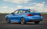 BMW 3 Series GT rear quarter