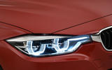 BMW 3 Series LED headlights