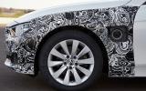 BMW 3 Series eDrive prototype front wing
