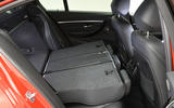 BMW 3 Series seating flexibility