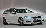 4.5 star BMW 3 Series Touring