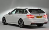 BMW 3 Series Touring rear quarter