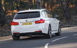 BMW 3 Series Touring rear