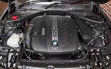 BMW 330d twin-turbo engine