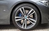 19in BMW 330e M Sport alloy wheels